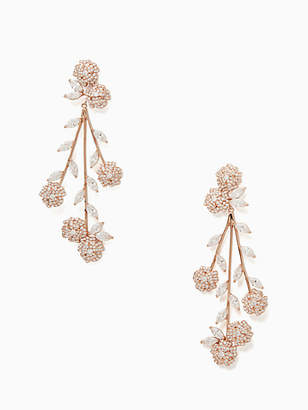 Kate Spade That special sparkle statement earrings