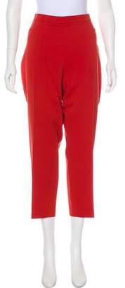 Akris Punto High-Rise Straight-Leg Pants