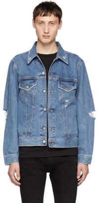 Diesel Blue Robyn Denim Jacket