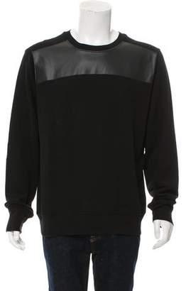 ATM Anthony Thomas Melillo Knit Pullover Sweatshirt