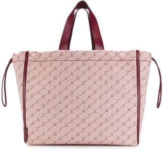 Stella McCartney Monogram large tote bag