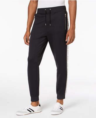 INC International Concepts I.n.c. Men's Taped Knit Track Pants