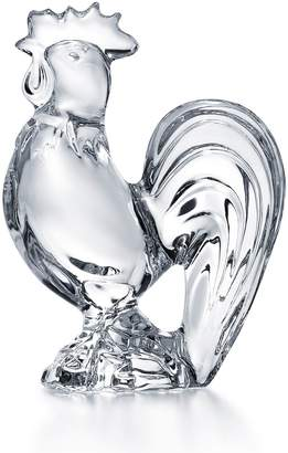 Baccarat Zodiaque Rooster Ornament