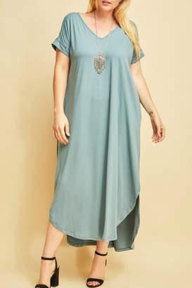 Starrs On Mercer Plus Maxi Dress
