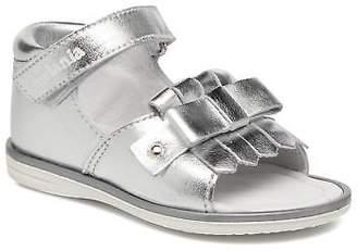 Melania Kids's Emma Sandals in Silver