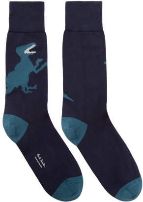 Paul Smith Big Dino Socks
