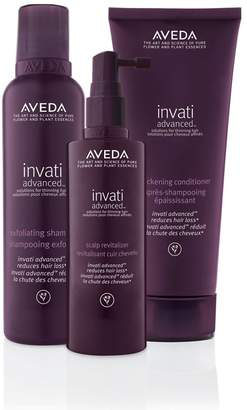 Aveda Invati Advanced Three Step Set