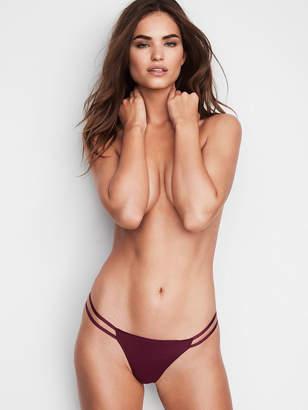 Very Sexy Double-strap V-string Panty