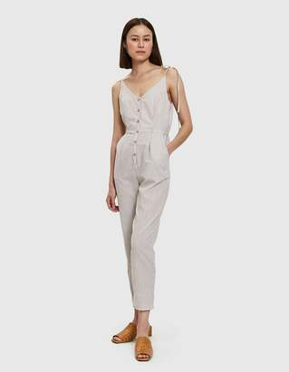 Farrow Corina Button Down Jumpsuit