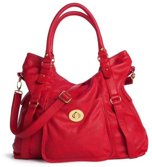 Urban Expressions Turnlock Tote