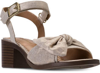 Nine West Little Girls' Keirah Sandals from Finish Line