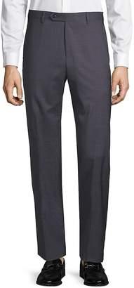 Zanella Men's Devon Solid Wool Pants