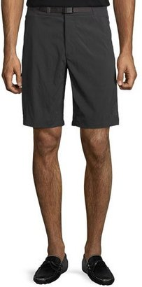 The North Face Men's Belted Superhike Short, Gray $60 thestylecure.com