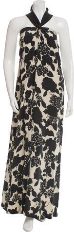 3.1 Phillip Lim3.1 Phillip Lim Floral Print Maxi Dress