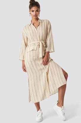 MANGO Candela Midi Dress