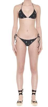 Marcelo Burlon County of Milan All Over Cross Bikini