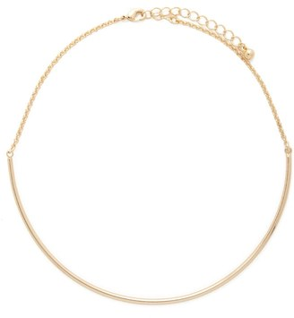 FOREVER 21 Chain Choker Necklace $3.90 thestylecure.com