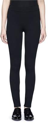 Theory 'Shawn C' ponte knit jersey leggings