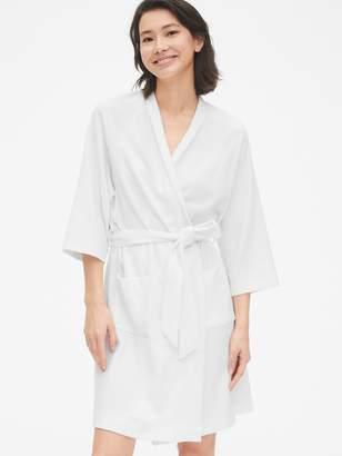Gap Waffle-Knit Robe