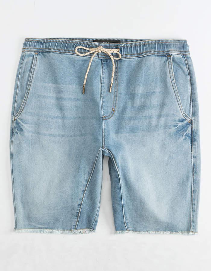 Rsq Mens Denim Jogger Shorts