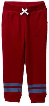 Joe Fresh Ankle Striped Pants (Toddler & LIttle Boys)