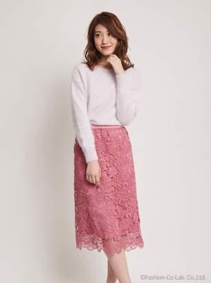 Noela (ノエラ) - ノエラ 2WAYレースタイトスカート