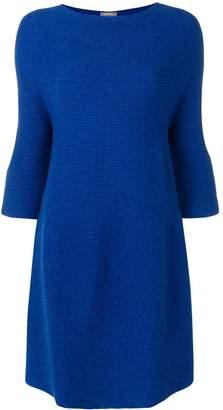 N.Peal bell sleeve tunic dress