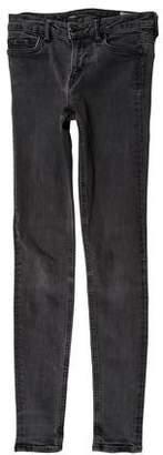 AllSaints Mid-Rise Jeans