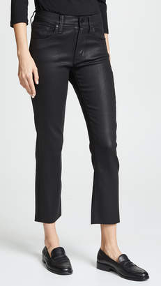 James Jeans Calvin High Rise Coated Jeans