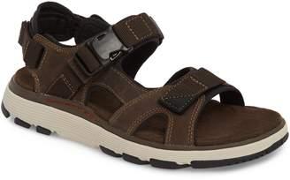 Clarks R) Untrek Bar Sandal