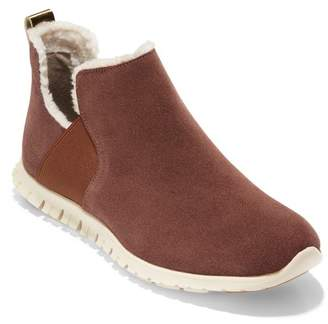 Cole Haan ZeroGrand Faux Shearling Lined Slip-On Boot