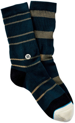 Stance Aleppo Crew Socks $12 thestylecure.com
