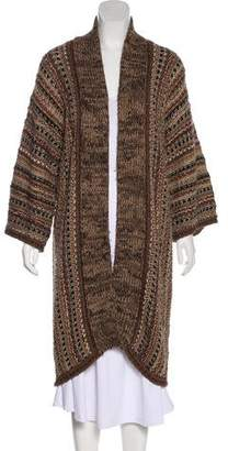 Isabel Marant Knit Open Cardigan