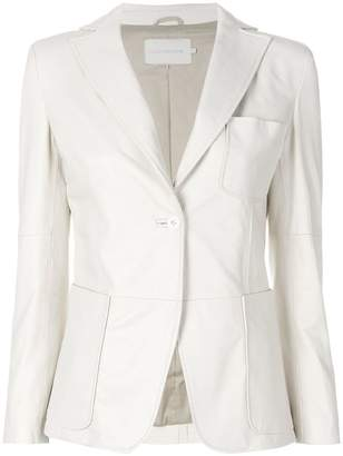 L'Autre Chose single-breasted blazer