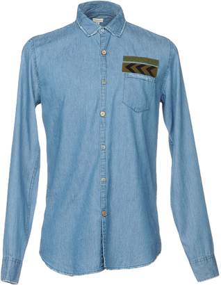 Scout Denim shirts