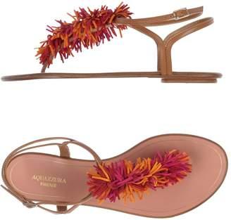 Aquazzura Toe strap sandals