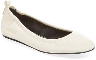 Lanvin Women's Classic Patent Leather Ballet Flat