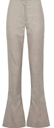 Acne Studios Wool Flared Pants
