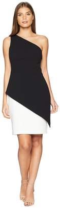 Lauren Ralph Lauren Jayke One Shoulder Day Dress Women's Dress