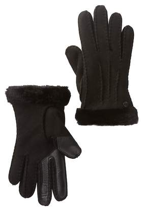 UGG Carter Genuine Sheepskin Tech Gloves