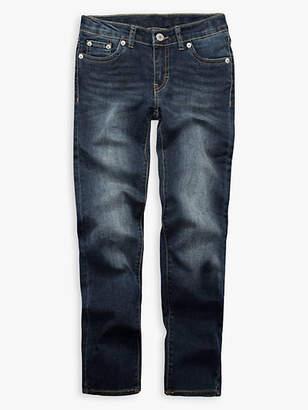 Levi's Girls 7-16 710 Super Skinny Jeans 10