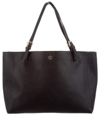 Tory Burch Saffiano Leather Tote