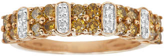 FINE JEWELRY LIMITED QUANTITIES 3/4 CT. T.W. White and Color-Enhanced Yellow Diamond Ring