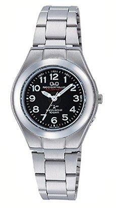 Q (キュー) - シチズン時計株式会社 Q&Qウォッチ Q&Q 腕時計 ソーラー電波レディース 電波時計 hj01-205