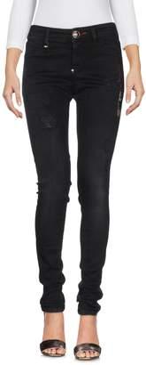 Philipp Plein Denim pants - Item 42640589