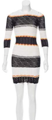 Ronny Kobo Knit Charlie Dress