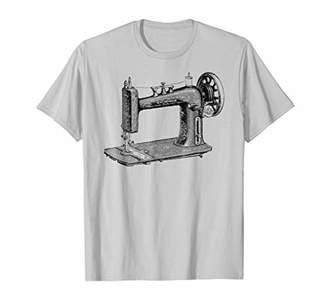 Big Texas Vintage Sewing Machine T-Shirt