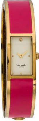 Kate Spade New York Carousel Bangle Watch $95 thestylecure.com