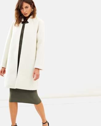 Crawford Wool Coat
