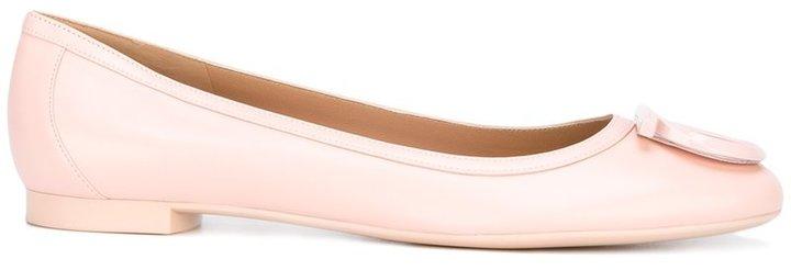 Salvatore Ferragamo Ena ballerina shoes